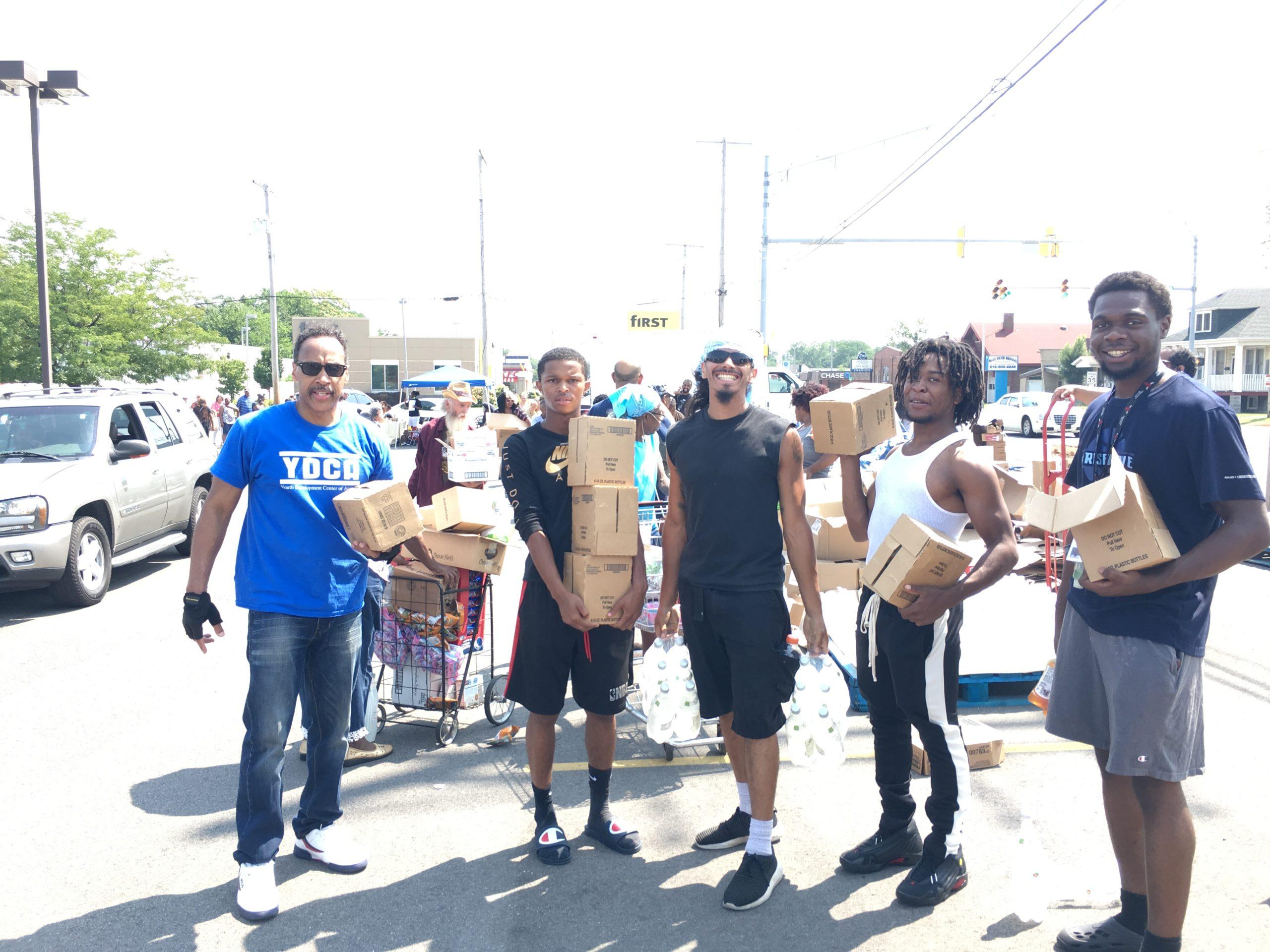 2018 Community Outreach
