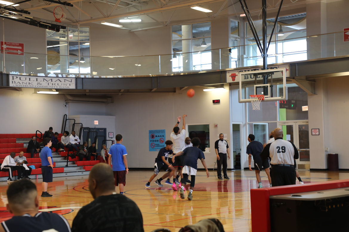 2019 All Star Game – Kroc Center Chicago